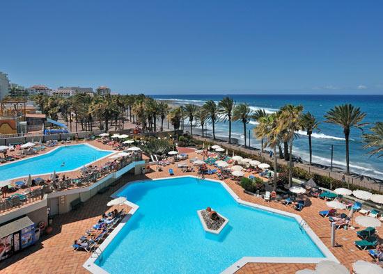 Hotel sol tenerife playa de las americas tenerife spania - Hotel sol puerto playa tenerife ...